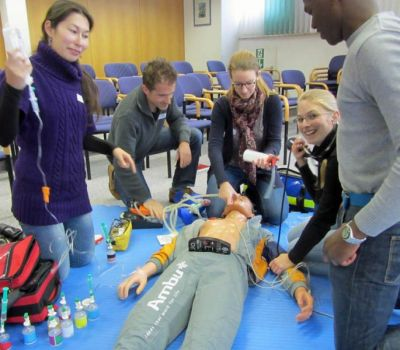 ACLS - Reanimation im Team